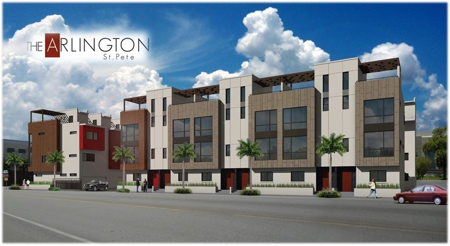 The Arlington St. Pete Updated Rendering 2