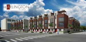The Arlington St. Pete Updated Rendering